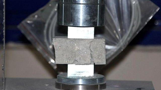 curufla cimentosuz beton uretildi - Cürufla Çimentosuz Beton Üretildi