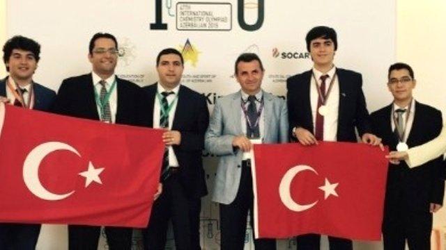47 uluslararasi kimya olimpiyati na ataturk universitesi damgasi - 47. Uluslararası Kimya Olimpiyatı'na Atatürk Üniversitesi Damgası