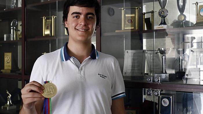 kimyada dunya sampiyonu türkiye den - Kimyada dünya şampiyonu Türkiye'den