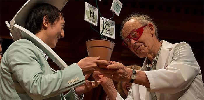 harvard universitesi nin Ig nobel odulleri sahiplerini buldu - Harvard Üniversitesi'nin 'Ig Nobel Ödülleri' sahiplerini buldu