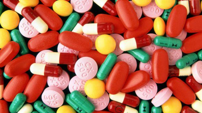 Yeni Bir Antibiyotik Bulundu