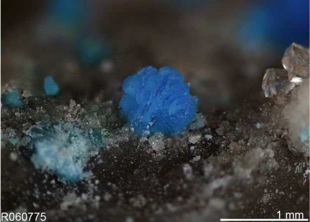 bilim adamlari dunyadaki nadir mineralleri siniflandirdilar 1 - Bilim Adamları Dünyadaki Nadir Mineralleri Sınıflandırdılar
