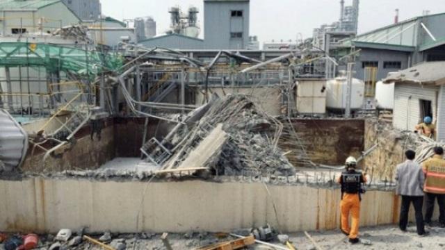 guney-kore-de-kimya-fabrikasinda-patlama