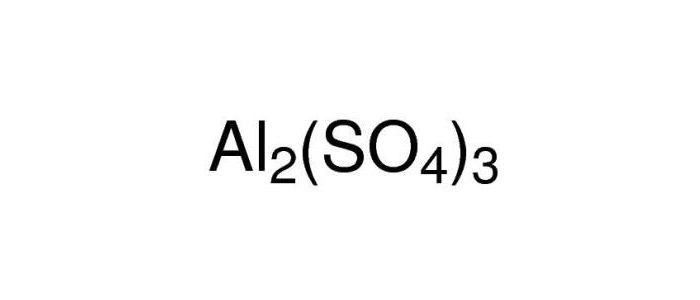 aluminyum-sulfat