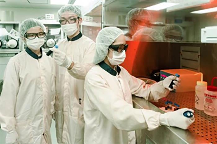 arastirmacilar esnek elektronik alaninda onemli bir atilim yapiyor - Araştırmacılar, esnek elektronik alanında önemli bir atılım yapıyor