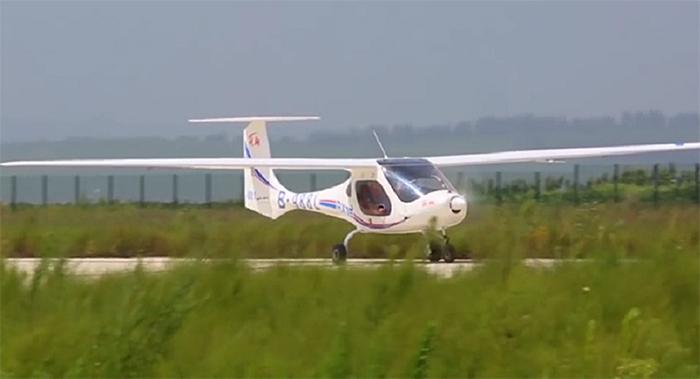 cin hidrojen enerjisiyle calisan hava aracini test etti - Çin, hidrojen enerjisiyle çalışan hava aracını test etti