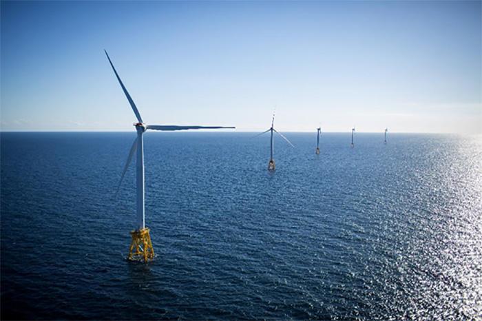 dev ruzgar turbinleri artik 8 megawatt ve daha da buyumekte - Dev Rüzgar Türbinleri Artık 8 Megawatt ve Daha da Büyümekte