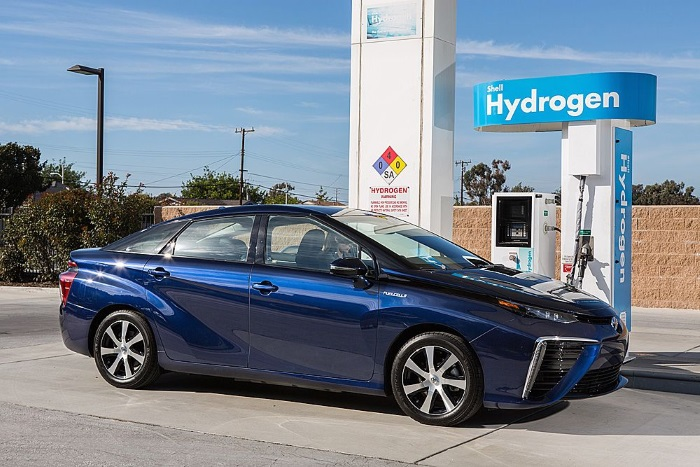 hidrojene dev yatirim - Hidrojene dev yatırım