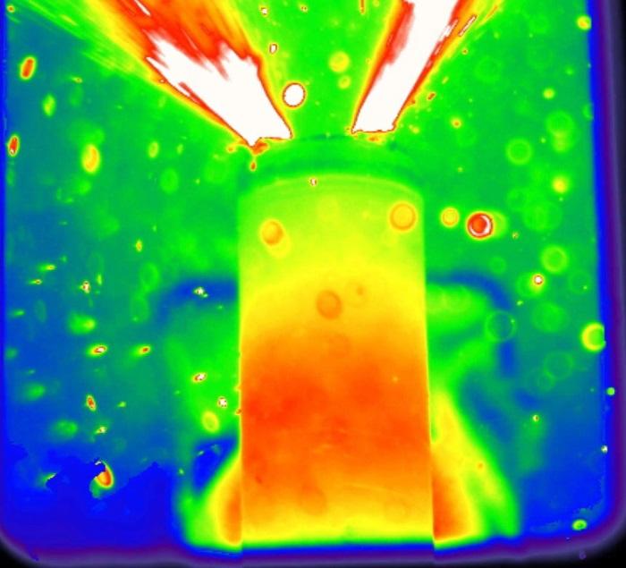kendini sondurebilen lityum iyon batarya 1 - Kendini söndürebilen lityum iyon batarya!