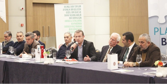 konya da plastik sektoru konusuldu 1 - Konya'da plastik sektörü konuşuldu