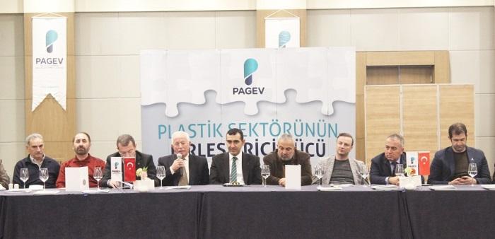 konya da plastik sektoru konusuldu - Konya'da plastik sektörü konuşuldu