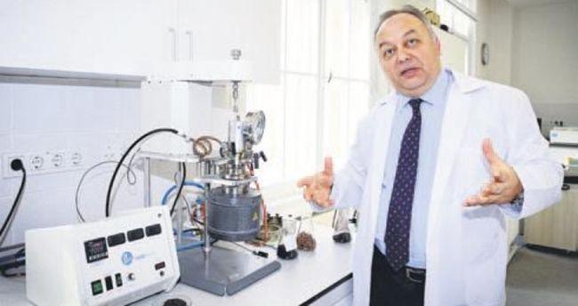 laboratuvar ortaminda yuksek enerjili komur - Laboratuvar ortamında yüksek enerjili kömür