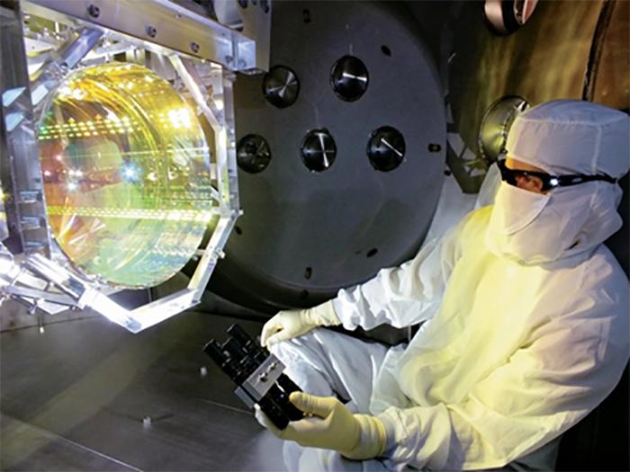 ozellestirilmis kaplamalar yercekimi dalgalarini tespit ediyor - Özelleştirilmiş Kaplamalar, Yerçekimi Dalgalarını Tespit Ediyor