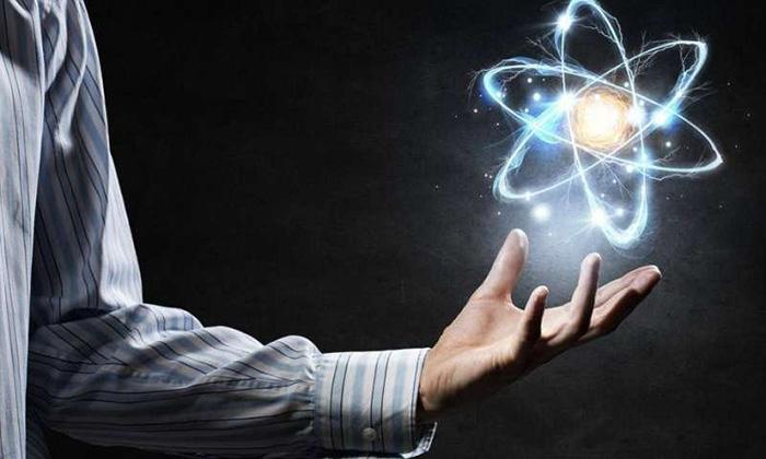 atomlar cogunlukla bosluktan olusuyorsa objeler neden kati gorunur - Atomlar Çoğunlukla Boşluktan Oluşuyorsa Objeler Neden Katı Görünür?