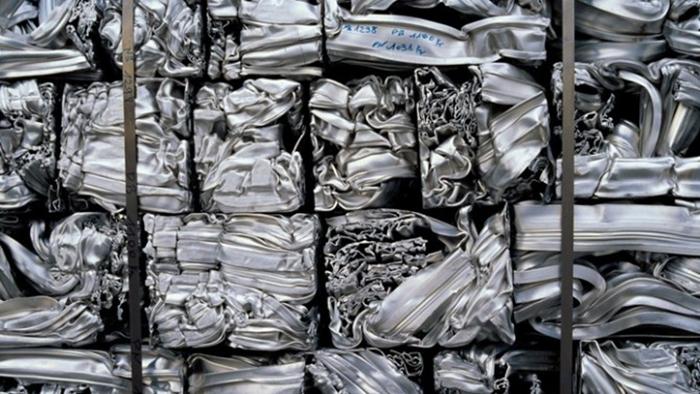 aluminyumun 800 bin tonu geri donusumden - Alüminyumun 800 bin tonu geri dönüşümden