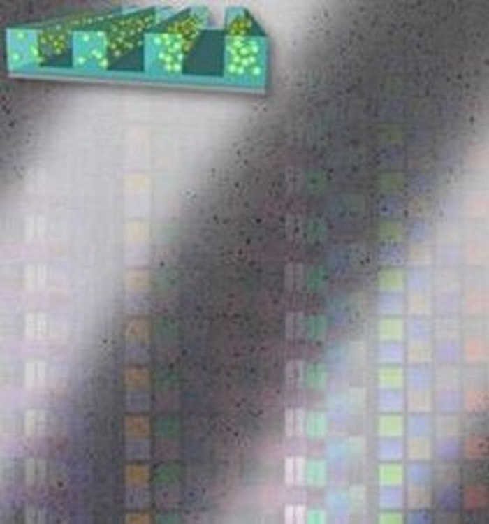 duzensizlikten yararlanarak polimer filmlerde duzenlenmis desenler yaratildi - Düzensizlikten Yararlanarak Polimer Filmlerde Düzenlenmiş Desenler Yaratıldı