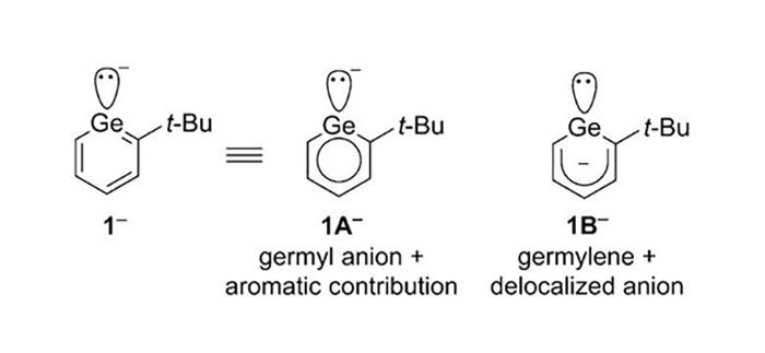 fenil anyonunun izole edilmis eldesi zor analogu - Fenil anyonunun izole edilmiş, eldesi zor analoğu