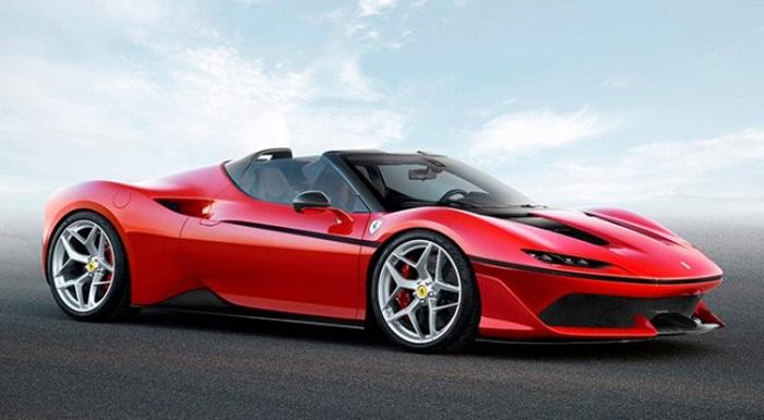ferrari ppg nin boya teknolojilerini kullaniyor - Ferrari PPG'nin boya teknolojilerini kullanıyor