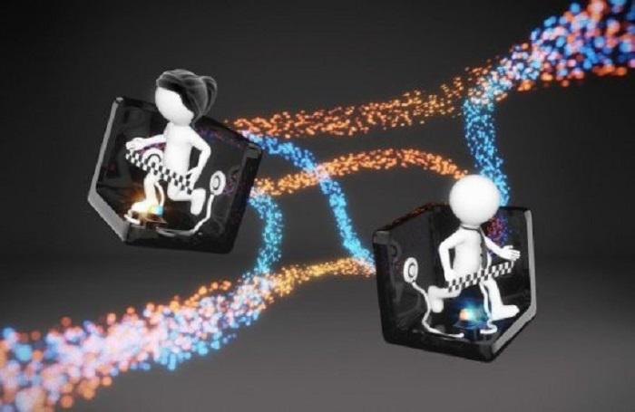 kuantum yarisinda hem kazanan hem kaybedensindir - Kuantum Yarışında, Hem Kazanan Hem Kaybedensindir