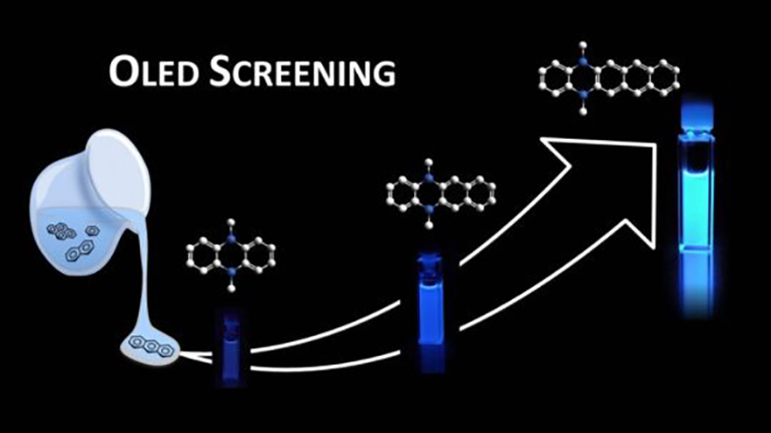 organik isik yayan diyotlar icin molekuler kutuphaneler - Organik ışık yayan diyotlar için moleküler kütüphaneler