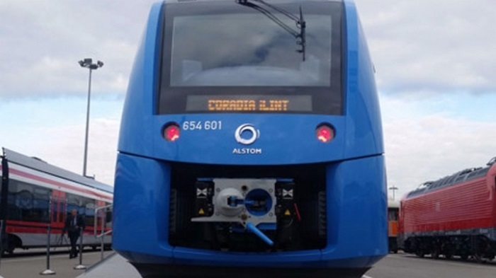 sifir emisyonlu hidrojen treni gelistirildi - Sıfır emisyonlu hidrojen treni geliştirildi