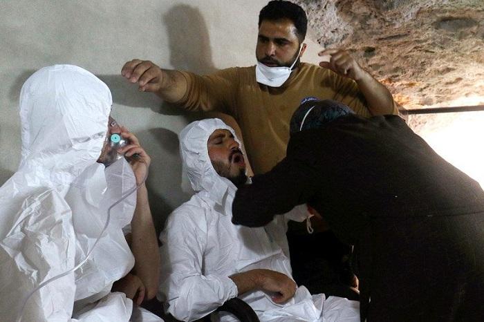 suriye ye atilan kimyasal silah sinir gazi - Suriye'ye Atılan Kimyasal Silah; Sinir Gazı