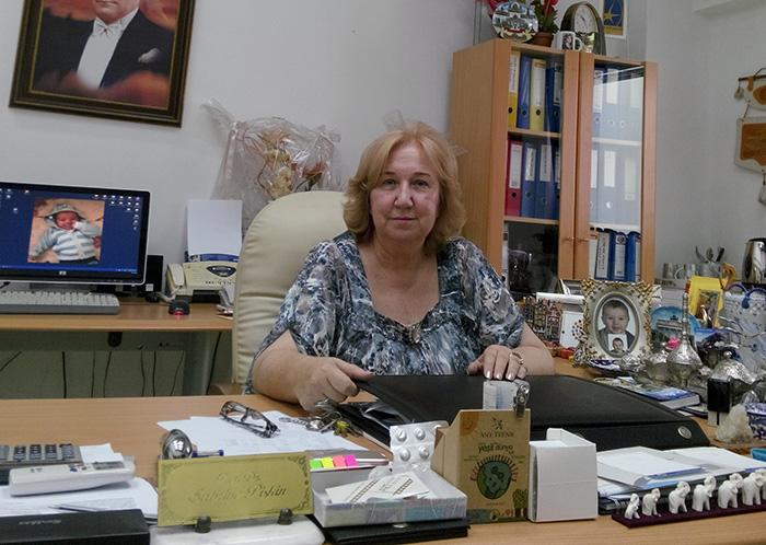ytu prof dr sabriye piskin ile roportaj - YTÜ - Prof. Dr. Sabriye PİŞKİN ile Röportaj