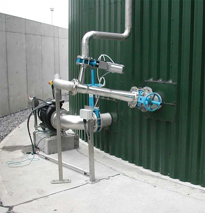 AD/Biogaz Karıştırıcı Üreticisi Yüzde 50'ye Kadar Enerji Tasarrufu İddia Ediyor