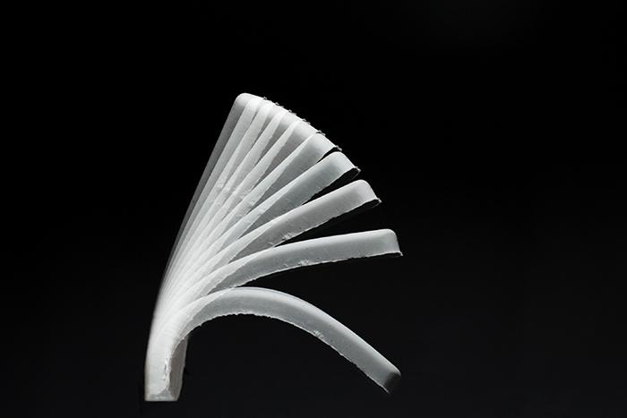 Araştırmacılar Elastisite Benzeri Kauçukla Şekil Hafızalı Aerojeller Yaratıyor