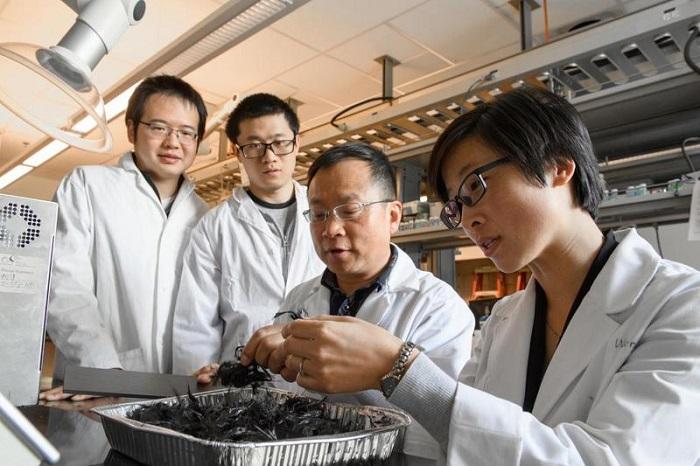 Araştırmacılar Karbon Elyaf Kompozitleri için Geri Dönüşüm Geliştirdiler