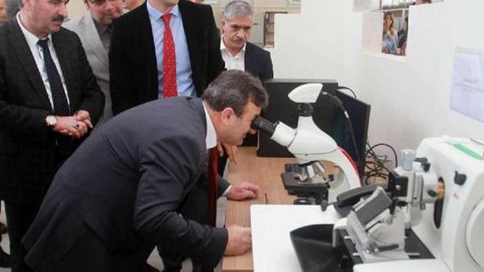 DSİ'den İzmir'e 'Yapı Malzemeleri Laboratuvarı'
