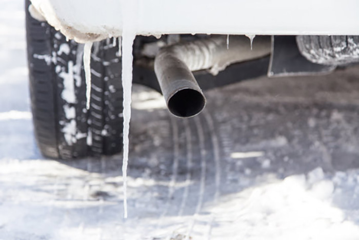 Erimiş Kar, Zehirli Hava Kirleticileri Karışımı İçeriyor