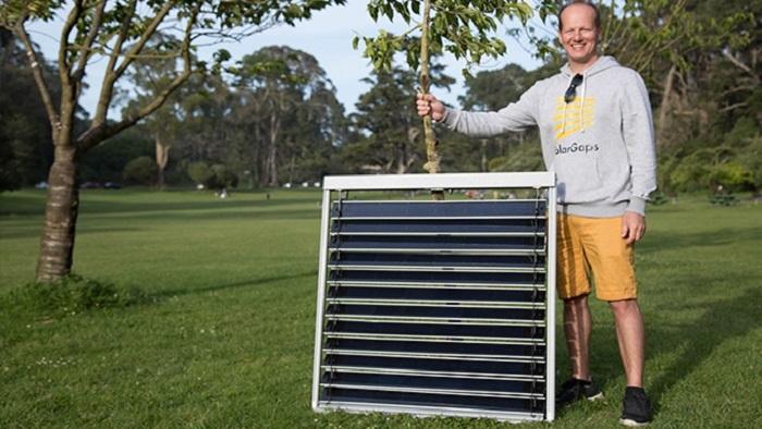 Güneş Enerjisi Üretebilen Akıllı Pencere Panjurları