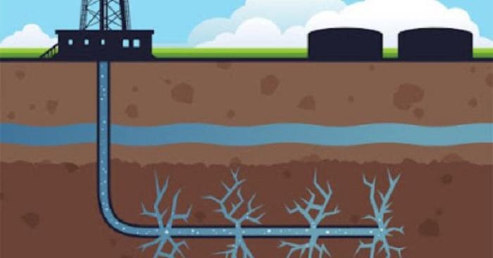 Hidrokarbon Depolaması, Hidrolik Kırma ve Yıldırım Riski