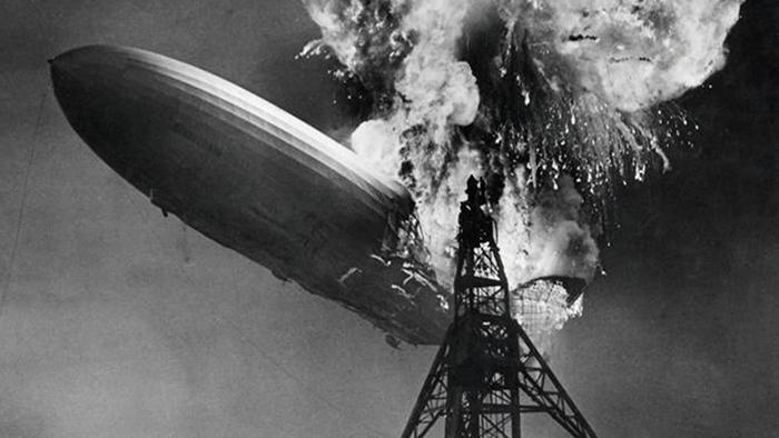 Hindenburg Felaketi'nin Ardında Bıraktıkları
