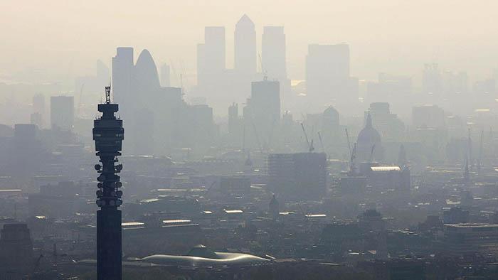Hükümet Azot Dioksit Kirliliği ile Mücadele Etmek için Taslağı Açıkladı