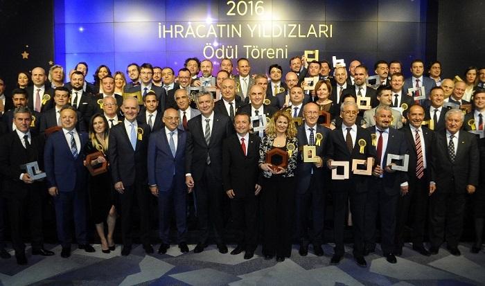 İkmib, Kimya İhracatının Şampiyonlarını Ödüllendirdi