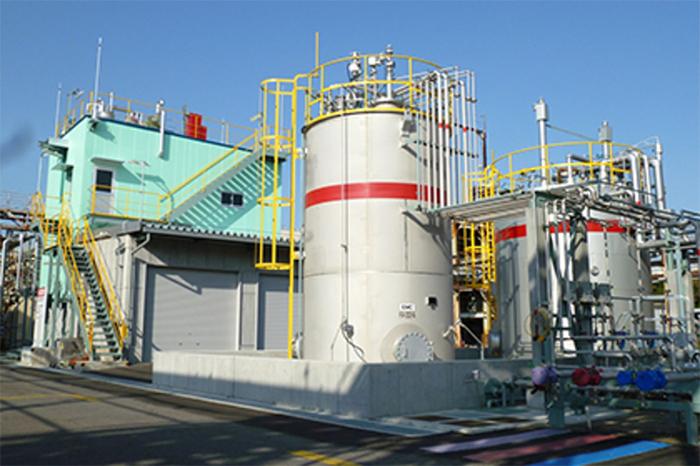 Mitsui'yi Nagoya Works Tesislerinde Elektrolit Çözeltisi Üretimine Başlıyor