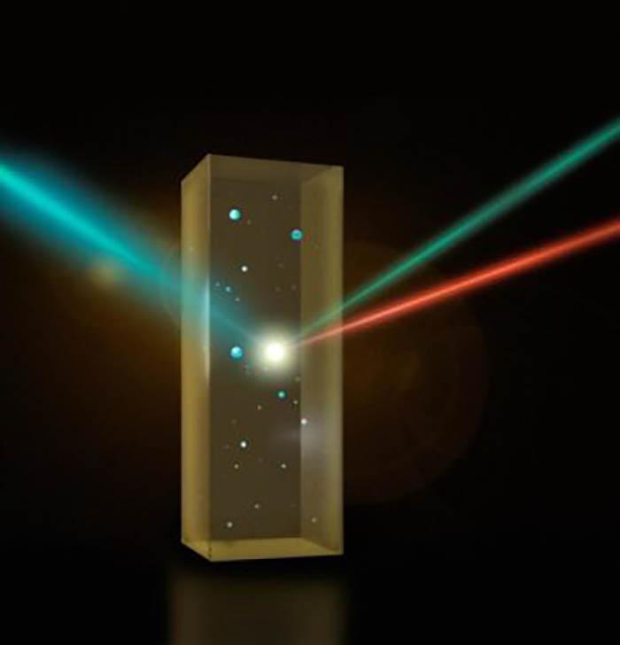 Su Nano Ölçekte Sıralanıyor
