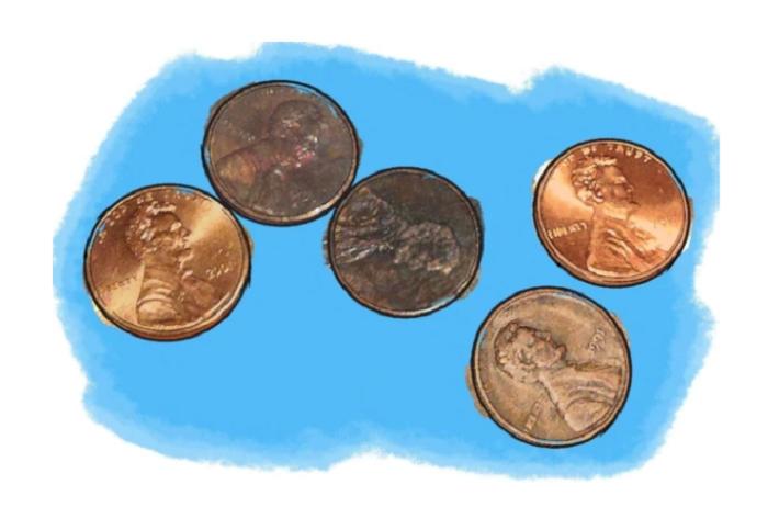 bozuk paralari parlatma zamani - Bozuk Paraları Parlatma Zamanı!