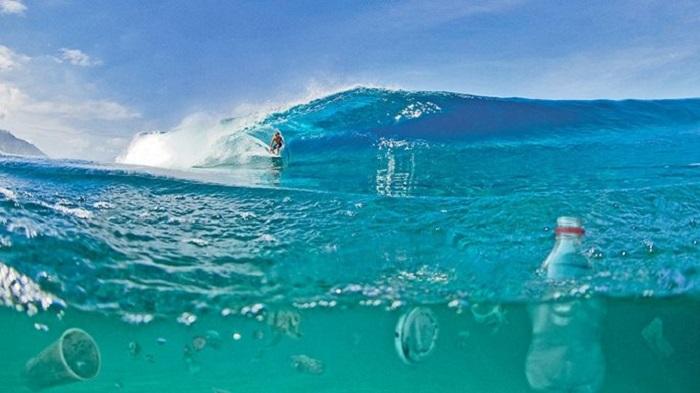 Grafen Kaplı Mikroskobik Su Altı Robotları Denizleri Temizleyecek