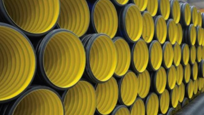 hakan plastik sessiz boru uretimi hatti kuruyor - Hakan Plastik Sessiz Boru Üretimi Hattı Kuruyor