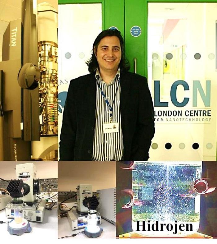 Nanoteknoloji Uzmanı Türk Doktor ve Arkadaşlarının Başarısı