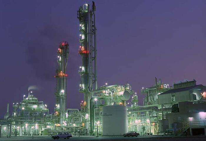 Sharq Etilen Glikol ( EG) Tesisi, Suudi Arabistan