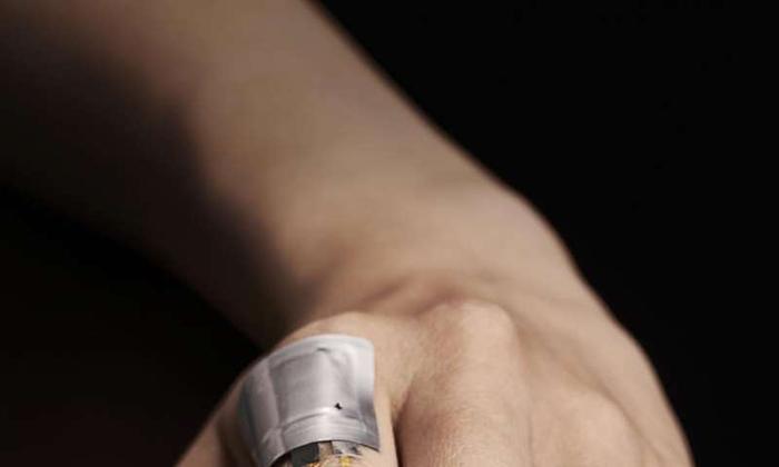 altin nanomes nefes alabilen elektronik bir cilt olusturur - Altın Nanomeş, Nefes Alabilen Elektronik Bir Cilt Oluşturur