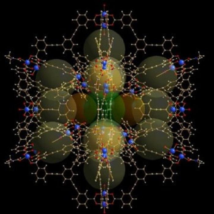 enerji donusumu ilac tasiniminda rol oynayan dev molekuler kafesler - Enerji Dönüşümü ve İlaç Taşınımında Rol Oynayan Dev Moleküler Kafesler