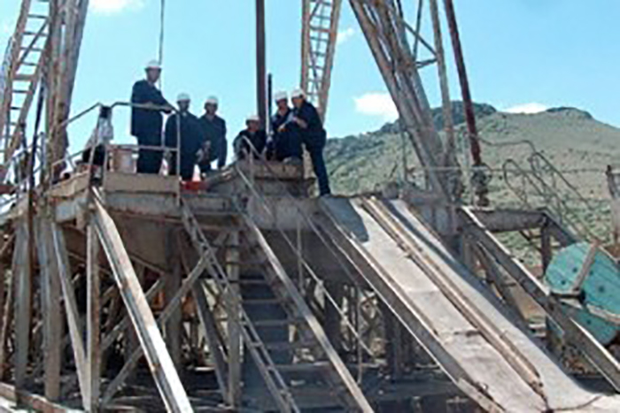 mta karsta petrol jeotermal kaynak arayacak - MTA, Kars'ta Petrol ve Jeotermal Kaynak Arayacak