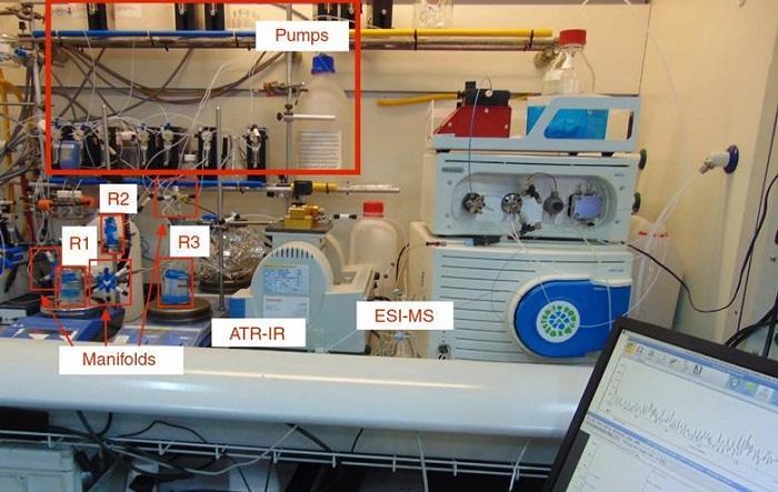 Robot Kimyagerler Kimyasal Alanları Keşfediyor