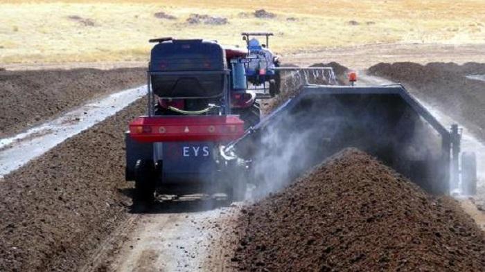 Suriyeli İşadamlarından 40 Milyon Dolarlık Organik Gübre Üretim Tesisi