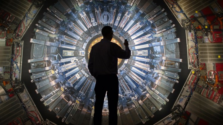 CERN'de Yeni Keşif